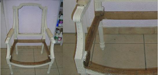 Restauration De Mobilier FauteuilsSiges Canaps Chaises Dans
